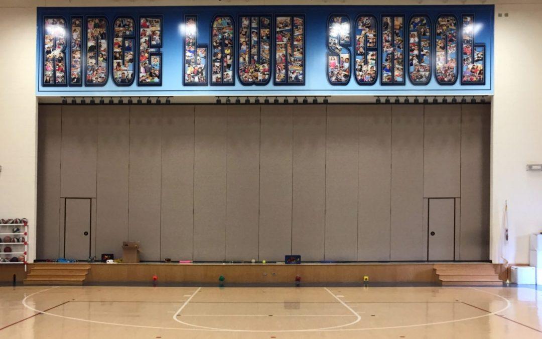 Ridge Lawn Gymnasium