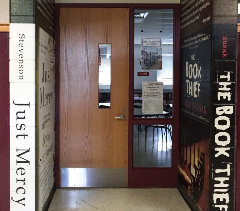 English Hallway Transformation