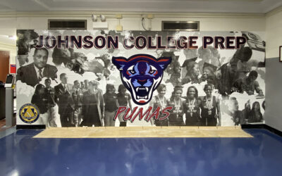 Johnson College Prep Upgrades